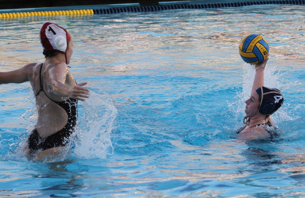 Dos Pueblos Water Polo Makes A Statement With So Cal