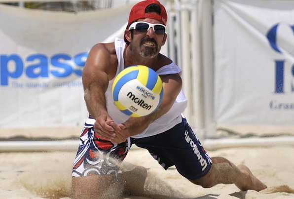 Olympic champion Todd Rogers will be coaching beach volleyball at Cal Poly this spring.
