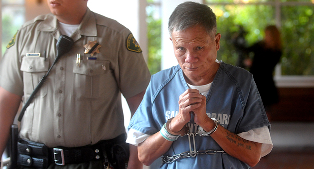 Lau Van Huynh, 78, of Murrieta appeared in Superior Court in Santa Barbara Monday for a preliminary hearing. He is accused of hit and run in the death of Simon Chavez, 22, of Santa Barbara last month. (Lara Cooper / Noozhawk photo)