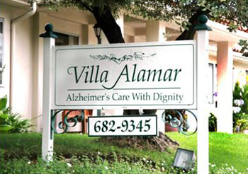 Villa Alamar on East Alamar Avenue in Santa Barbara provides 24-hour care for people with memory loss, Alzheimer's disease and other dementias. (Villa Alamar photo)