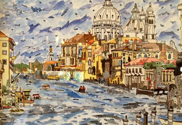 <p>More than 50 works of art in a variety of mediums will be available for sale during the &#8220;Art Is Life&#8221; Art Sale &amp; Auction to benefit at VADA at Santa Barbara High School.</p>