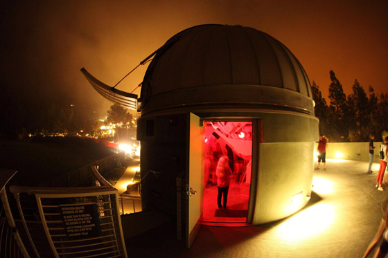 <p>The Westmont Observatory opens its doors to the public every third Friday of the month in conjunction with the Santa Barbara Astronomical Unit.</p>