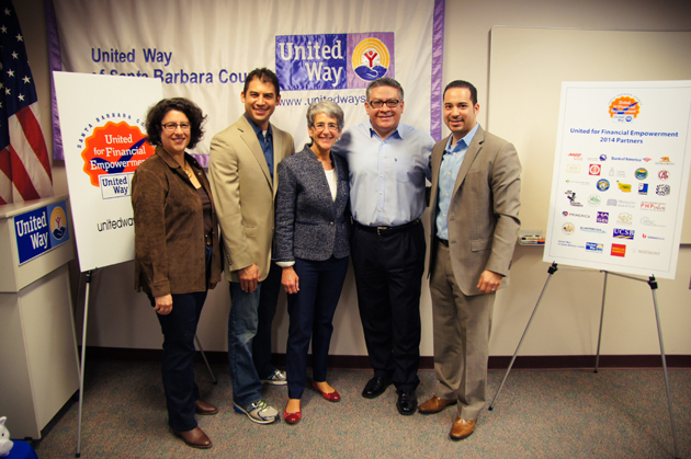 United Way tax day