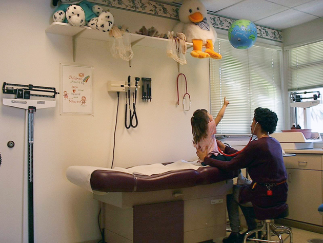 <p>The clinic at Casa Pacifica Centers for Children &amp; Families serves the children residing on campus as well as young adults who emancipated out of the program.</p>