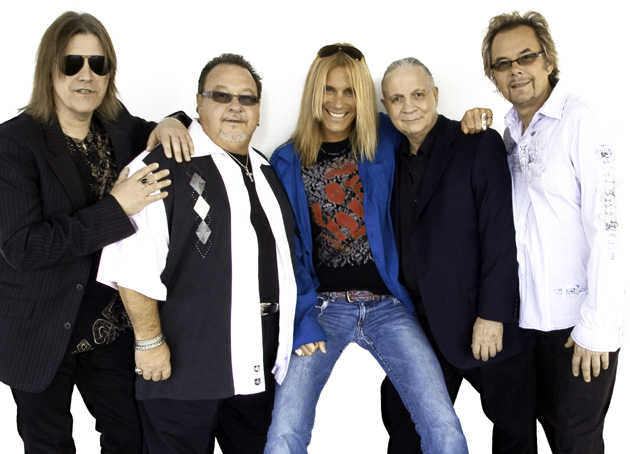 The Guess Who will perform March 14 in the Chumash Casino Resort's Samala Showroom.
