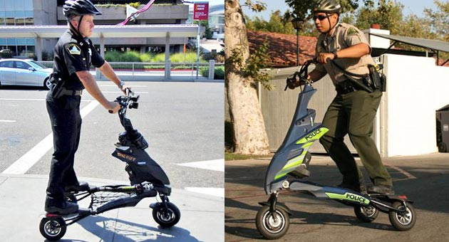 <p>The Santa Barbara Police Department is planning to acquire several Trikke vehiclels for use in patrolling the downtown area and the waterfront.</p>