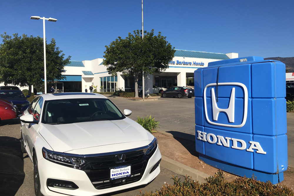 Santa Barbara Honda >> Bizhawk Santa Barbara Honda Expanding Its Showroom Business