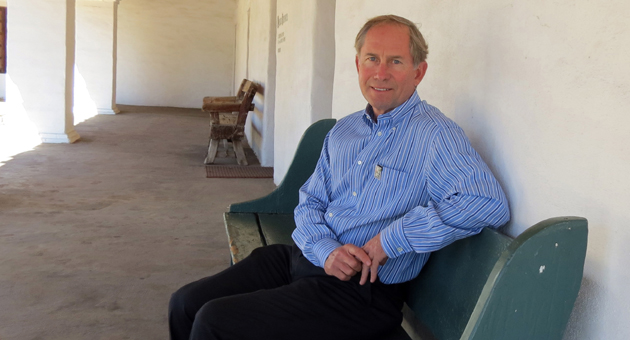 <p>Gene McKnight, a fixture in Santa Barbara commercial real estate, has taken the reins as president of the Santa Barbara Downtown Organization.</p>