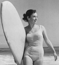 Kathy Kohner Zuckerman was the real-life inspiration for surfing icon Gidget
