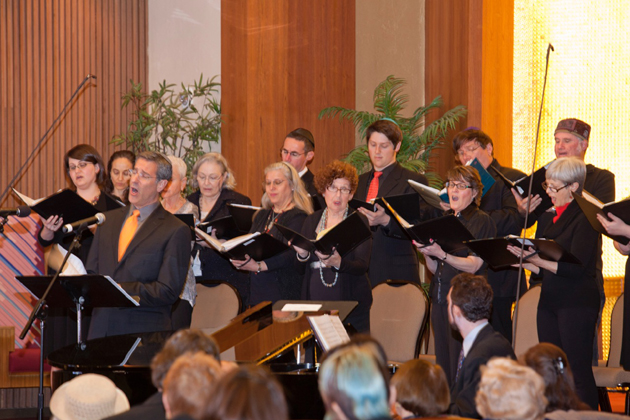 "<p>Congregation B'nai B'rith's annual concert of Jewish vocal music, SHIRA 2014, will be held Feb. 23 with the theme ""Songs for Hadassah: Celebrating Jewish Composers.&#8221; (Congregation B'nai B'rith photo)</p>"
