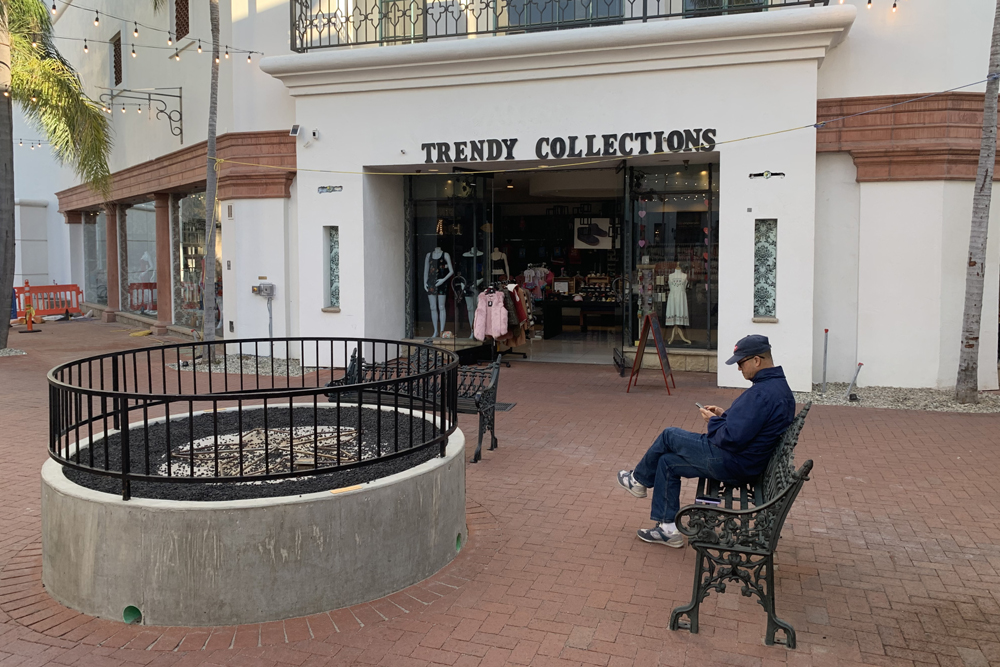 Trendy Collections at Paseo Nuevo