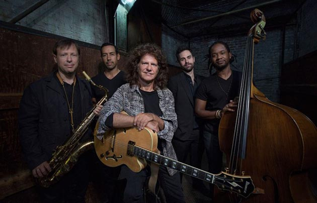 <p>The Pat Metheny Unity Group will perform Wednesday at the Lobero Theatre.</p>