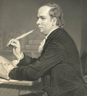 Oliver Goldsmith was a brilliant one-shot — one-shot novelist, one-shot poet and one-shot comic playwright.