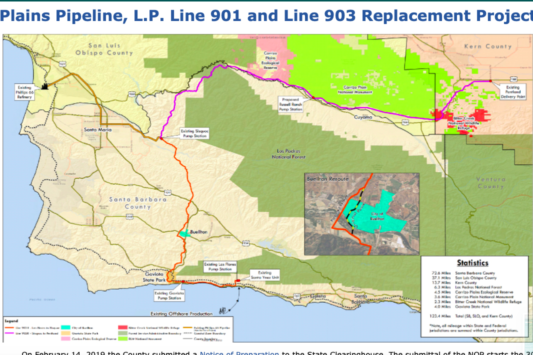 2 Scoping Meetings Planned for Plains Pipeline System ...