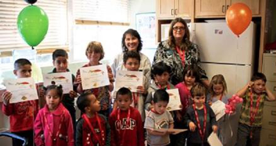 <p>The Santa Barbara Neighborhood Clinics&#8217; Eastside Family Dental Clinic honors patients in its Cavity Free Club with a certificate of achievement.</p>
