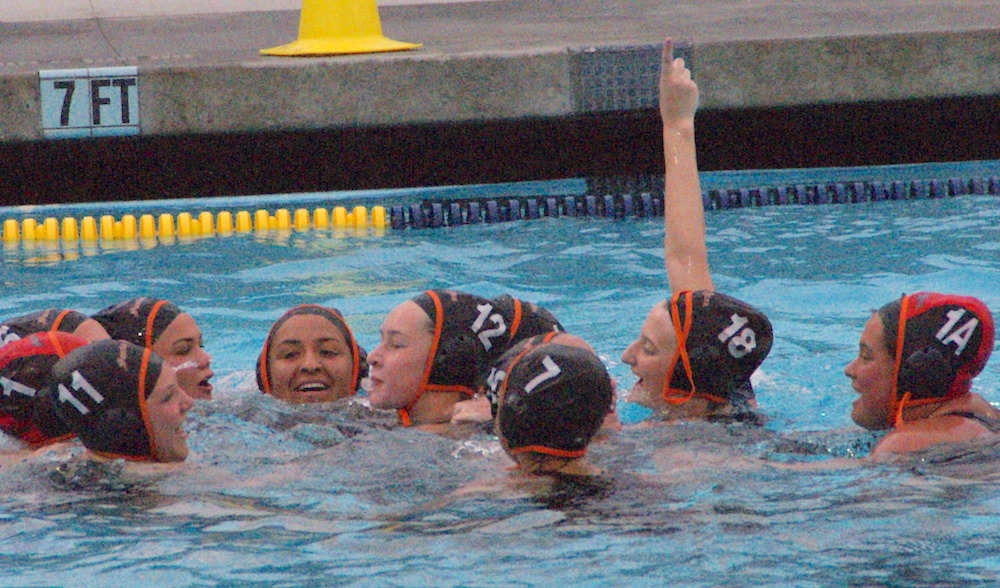 Santa Ynez is No. 1 after beating Diamond Bar in double overtime for the CIF Division 7 girls water polo title.