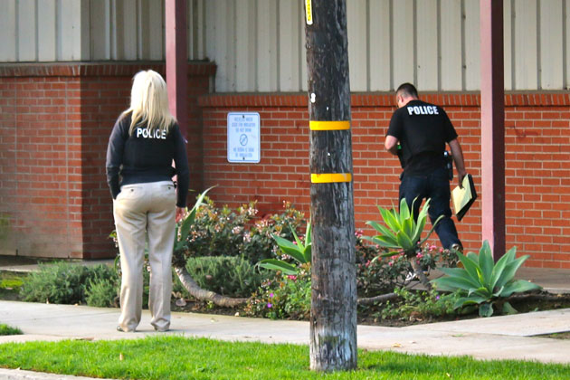 A Grisly Crime Scene Awaited Detectives Investigating The