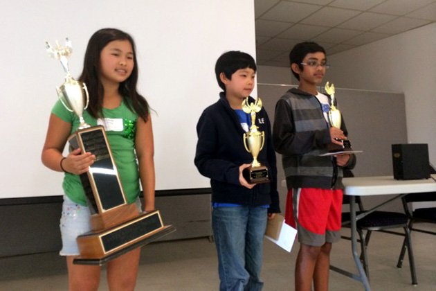 MCS Scores First Place in County Spelling Bee