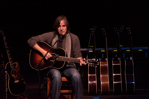 <p>Jackson Browne honored many audience requests during Friday night&#8217;s sold-out concert at the Arlington Theatre in Santa Barbara.</p>