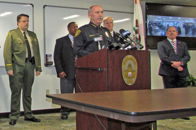 15 Arrested as Notorious MS-13 Gang Targeted in Santa Maria