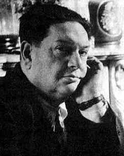 The music of Darius Milhaud (1892-1974) is a lot more fun than you'd think, looking at him.