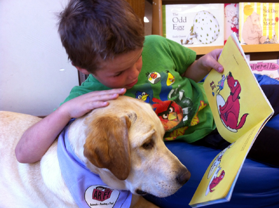 <p>Children are invited to join All for Animals on the Marshalls Pation during First Thursday for Dr. Seuss Story Time every half-hour.</p>