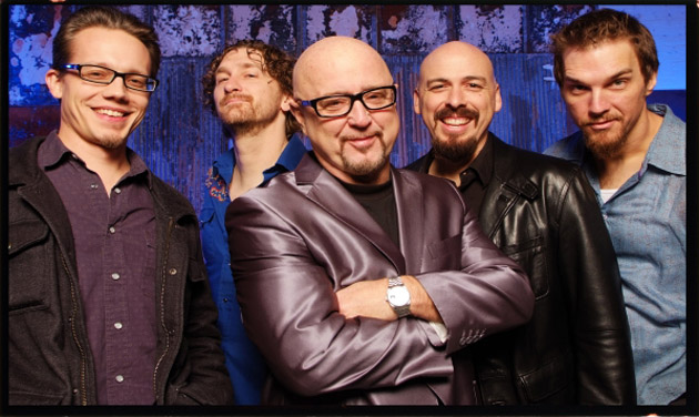 The Fabulous Thunderbirds, featuring