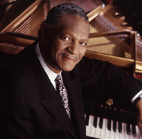 Pianist McCoy Tyner will play it up Tuesday at the Lobero.