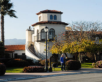 The Santa Barbara Airport's iconic original terminal building will be relocated and restored as part of the $63 million Airline Terminal Improvement Project.