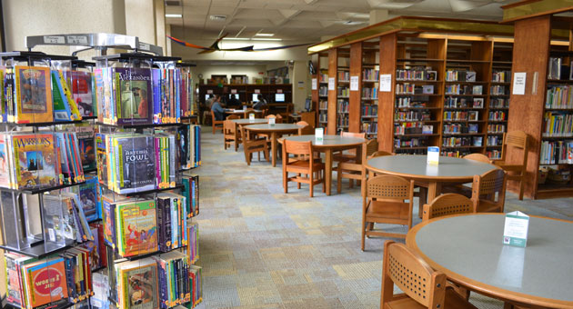 <p>A design contract for the relocation and renovation of the children&#8217;s section of the main library in downtown Santa Barbara was approved Tuesday by the City Council.</p>