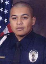 Officer Albert Covarrubias Jr.