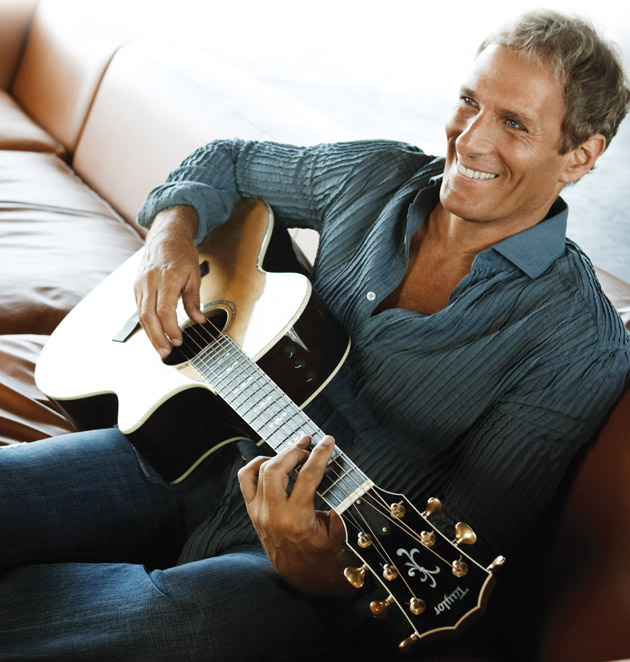 <p>Grammy-winning singer-songwriter Michael Bolton will perform April 10 at the Chumash Casino Resort.</p>