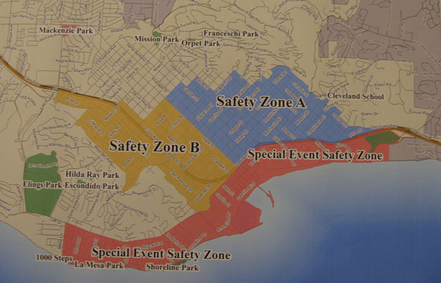 <p>If granted, Santa Barbara&#8217;s gang injunction would prohibit the 30 named individuals from associating in &#8220;safety zones&#8221; mapped out within the city.</p>