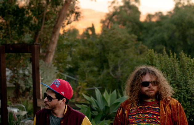 Nathan Williams and Stephen Pope will be bringing their noise pop/sunshine punk rock band Wavves to Velvet Jones on Saturday night. (Courtesy photo)