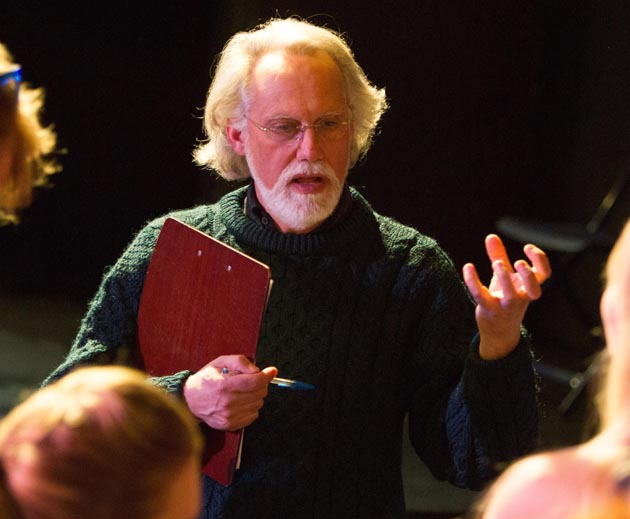 <p>Westmont theater arts professor John Blondell earned the Distinguished Director of a Musical award from the Kennedy Center American College Theater Festival for the college&#8217;s production of <em>The Pirates of Penzance</em>. Westmont also received awards for Distinguished Production of a Musical and Distinguished Scenography for a Musical.</p>