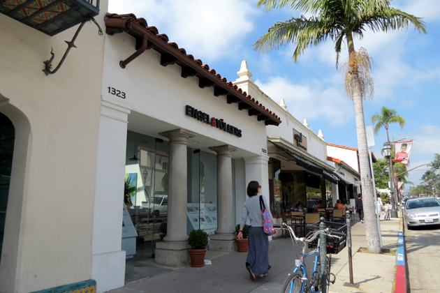 International luxury real estate firm Engel & Volkers has opened at 1323 State St. in Santa Barbara, near the Arlington Theatre. It's the first of three locations the Germany-based company plans to open in Santa Barbara County.