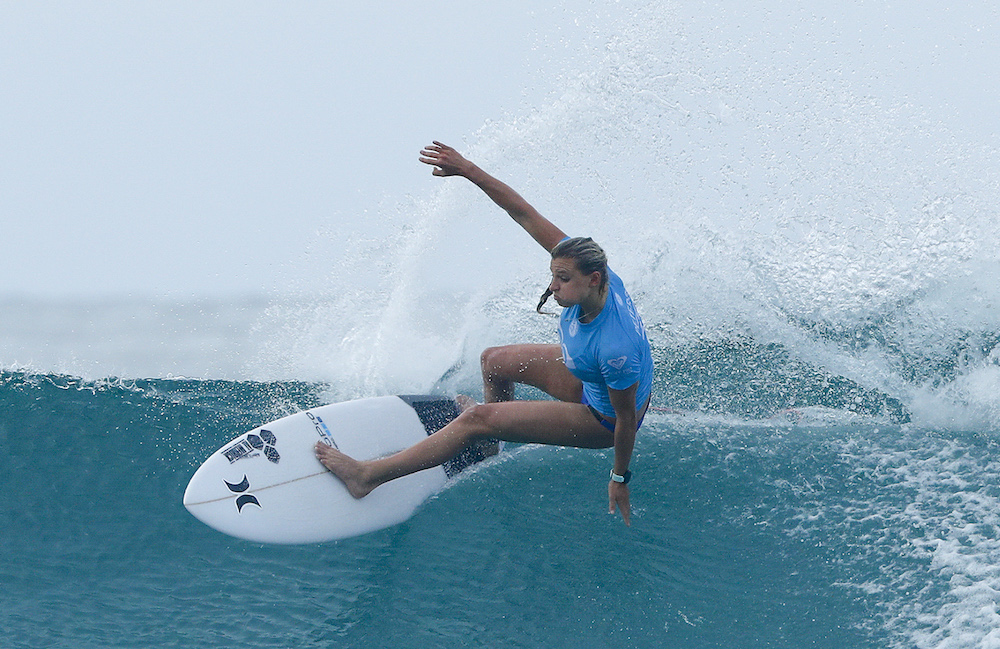 Lakey Peterson Back on Board, Finishes 2nd at World Surf League ...