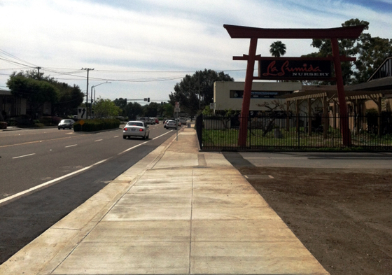 <p>The City of Goleta has installed new sidewalks, driveways, curb and gutter along the west side of Patterson Avenue between Debbie Street and Hollister Avenue.</p>