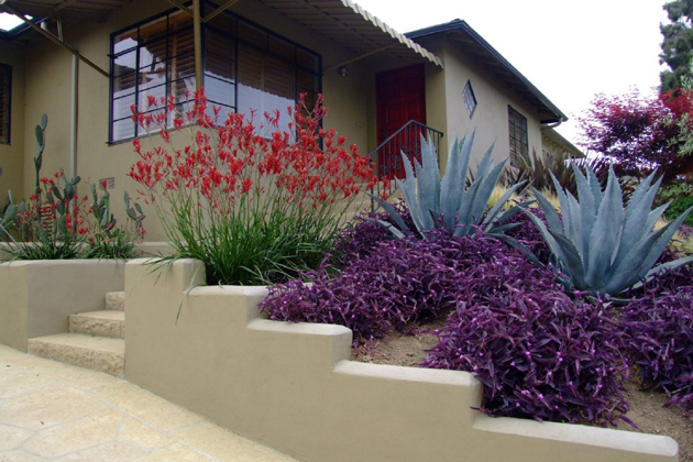 The WaterWise Garden Recognition Contest will promote attractive and water-efficient gardens in Santa Barbara County. (Santa Barbara County Water Agency photo)
