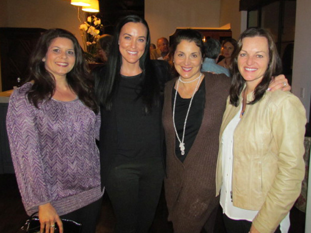 <p>Serving on the Teddy Bear Cancer Foundation Board of Directors are, from left, secretary Nicole Romasanta, vice chairwoman Nikki Greene, board chairwoman Tina Frontado and treasurer Linda Vannier.</p>