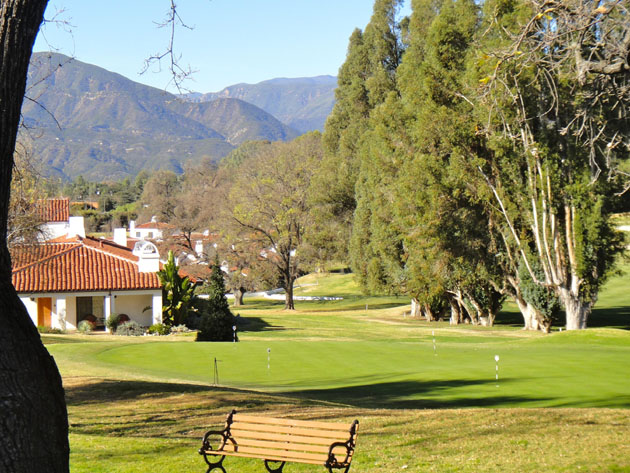<p>The renovated Ojai Valley Inn &amp; Spa still has the feel of a country club.</p>