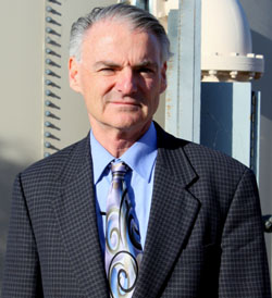 As general manager, Charles Hamilton has lobbied the Cachuma Operation and Maintenance Board and other districts to change Carpinteria's cost-sharing percentage for regional water supply improvement projects.