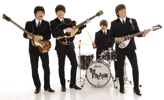 <p>The Fab Four — The Ultimate Tribute will perform April 26 at the Marjorie Luke Theatre.</p>
