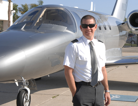 Jason Middleton Flying High After Launching Private Jet Company