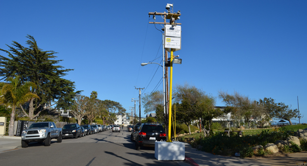 <p>Cameras have been installed at each end of Del Playa Drive in Isla Vista ahead of this weekend&#8217;s Deltopia event. The cameras were rented by UCSB and will be monitored by the Sheriff&#8217;s Department.</p>
