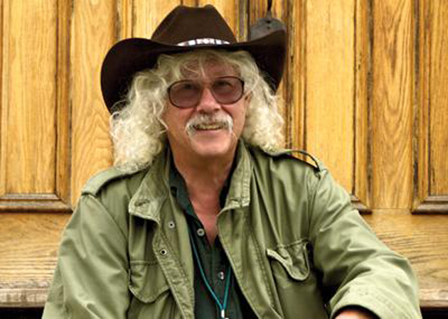 <p>Folk singer Arlo Guthrie will be celebrating the life of his father, Woody Guthrie, with a concert on Monday at the Lobero Theatre.</p>