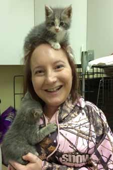 Stephanie Snow, who died on Jan. 2 at age 26, was passionate about helping homeless animals