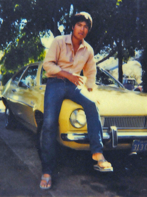 Bernardino Santos-Sierra, 24, of Santa Barbara was gunned down in 1988. Mexican authorities recently arrested the man suspected of killing him. (Contributed photo)