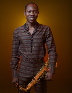 Seun Kuti and Egypt 80 will bring the sounds of Afrobeat to UCSB's Campbell Hall on Monday.