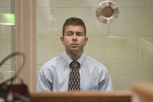 "Pierre Haobsh appeared in Santa Barbara Superior Court Tuesday for arraignment in the murders of Dr. Weidong ""Henry"" Han, his wife and daughter. The hearing was continued until May 5."